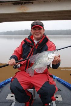 Time to head Clarks Hill's crappie off at the pass.
