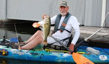 Kayak anglers looking to compete in bass tournaments on local, regional or national levels now have a real chance to do so.