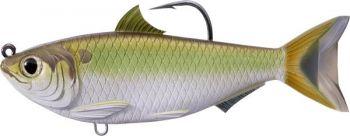 LiveTarget's Swimbait Series threadfin shad