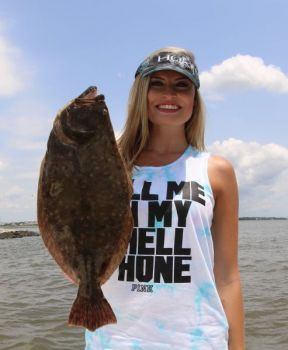 New Flounder Regulations Proposed In South Carolina