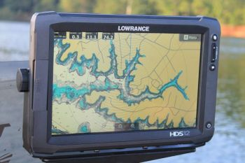 Learn everything you can about using your electronics, and your prespawn bass fishing will improve.