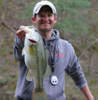Bass pro Shane Lehew of Catawba, N.C., has learned over the years that timing is everything when it comes to targeting spawning bass.