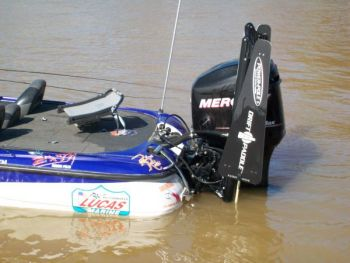 Power Pole's addition of drift paddles has given a shallow water anchoring system new life for deeper water fishing.