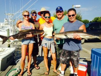North Carolina anglers will have a four month cobia season in 2017, beginning May 1.