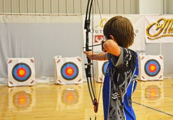 The 12th Annual S.C. National Archery in Schools Program State Bullseye Tournament will be held March 28 at the Sumter Civic Center.