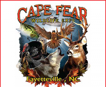 Dozens of exhibitors will be on hand at this weekend's Cape Fear Wildlife Expo in Fayetteville.