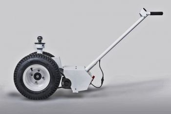 A portable power dolly can park your boat or camping trailer in spots where there is no room to maneuver a tow vehicle without waiting for your neighbor to move his car or waiting for the absent owners of boats and vehicles blocking you in at a campground.