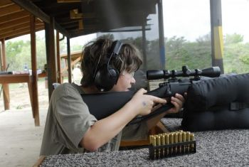 South Carolina's newest shooting range is now open in Charleston County.