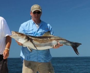 North Carolina's new cobia regulations go into effect on May 1.