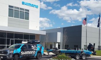Shimano employs over 100 people at its Ladson, S.C. facility.