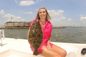 The proposed new flounder regulation will increase the minimum size limit and decrease the daily creel limit.