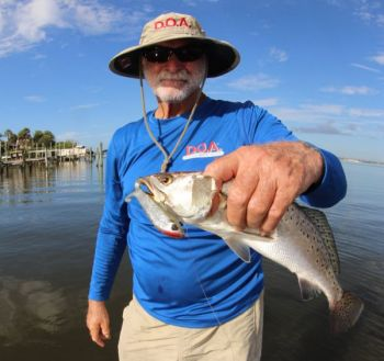 Anglers who find three key ingredients can stay on trout all summer around Edisto Island.