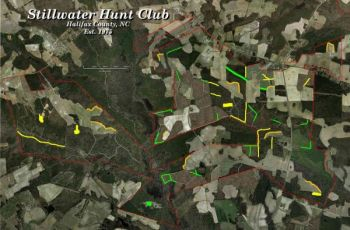Mapping out known bedding areas and travel corridors on a piece of hunting land can give still- and stand-hunters  — and hunters who run deer with hounds — a leg up on finding productive stand locations.