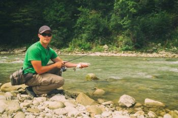 Mountain trout and the best ways to catch them will be featured at the Mountain State Fair Sept. 8 - 17.
