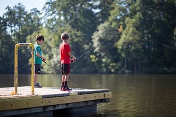 Fishing is just one of the activities to be held during programs offered and hosted by NCWRC on Sept. 23, which is National Hunting and Fishing Day.