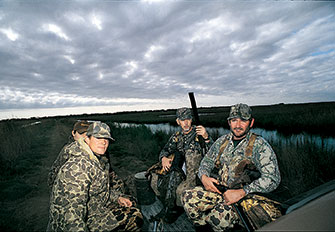 The Savannah National Wildlife Refuge is offering 3 youth waterfowl hunts throughout the winter months.
