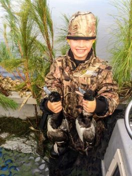 Scaup, aka bluebills, are among the most-common ducks taken off North Carolina's coastal sounds.