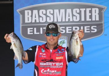 Marty Robinson and six other anglers from the Carolinas made the roster for the 2018 Bassmaster Elite Series.