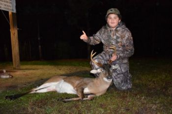Jan. 6 is South Carolina's youth deer hunting day, and tags marked to expire on Jan. 1 will be good for these hunts.