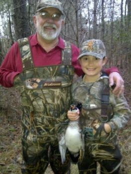 The SCDNR's Take One Make One program is holding a free youth duck hunting clinic on Monday, Jan. 15 in Laurens County.