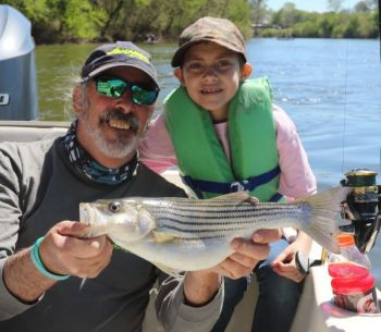 The 2018 striped bass season on the Roanoke River officially opened on March 1 and runs through April 30.