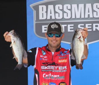 Three anglers from the Carolinas are competing in next week's Bassmaster Classic on Lake Hartwell.