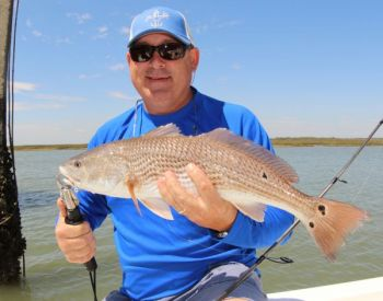 If you catch a redfish along South Carolina's coast this summer, check closely for a tag, but be sure you're registered for the CCA STAR tournament first!