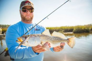 Speckled trout populations across the Carolinas took a huge shot from cold weather in early January, but there's still hope for some good fishing this year, even if it's only catch-and-release.