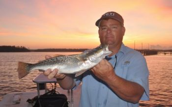 New River anglers are ready for North Carolina's speckled trout season to re-open June 15.