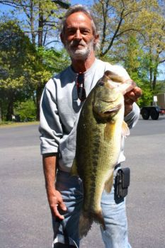Tuckertown Lake still produces plenty of big bass in June, but fishermen have had to change some tactics.