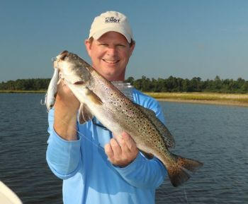Weather, and other factors, can turn a fun fishing trip into a scary one rather quickly.