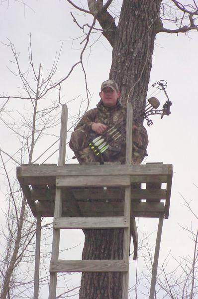 of the N.C. archery deer season have North Carolina Sportsman Magazine