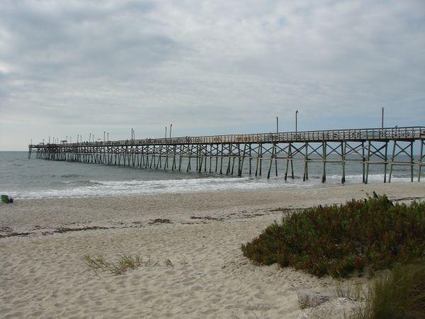 Oak Island votes to buy Yaupon Beach Pier - North Carolina Sportsmanoak island town
