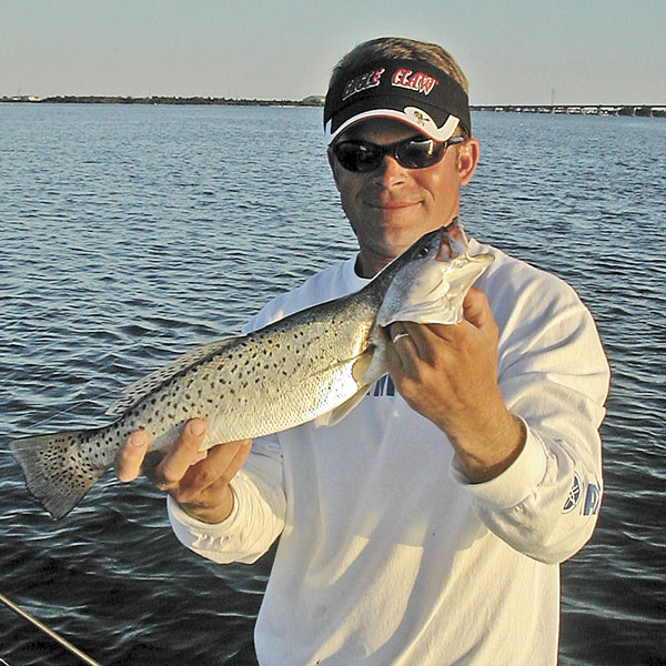 Bugs and specks for North carolina trout fishing season