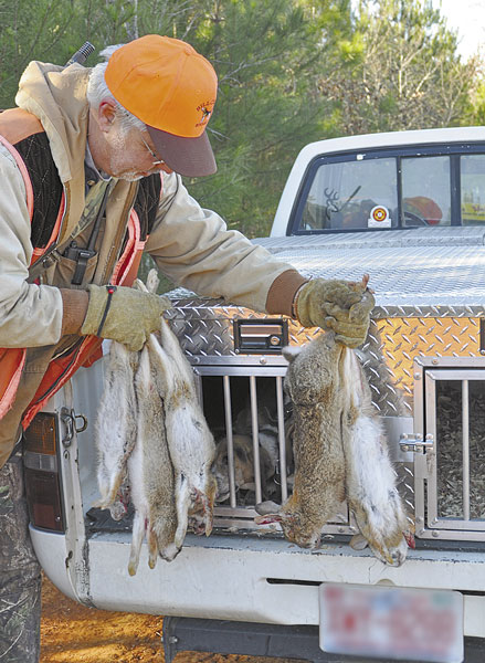 2010 11 game lands forecast carolina sportsman content la for Nc hunt and fish