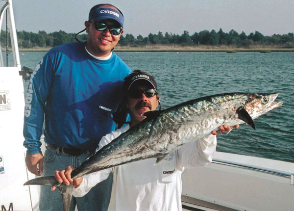2011 saltwater forecast for North carolina saltwater fishing license