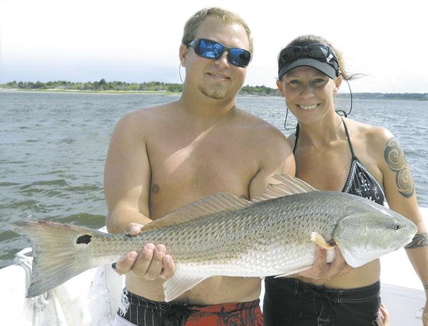 Saltwater series carolina beach for Nc freshwater fishing license