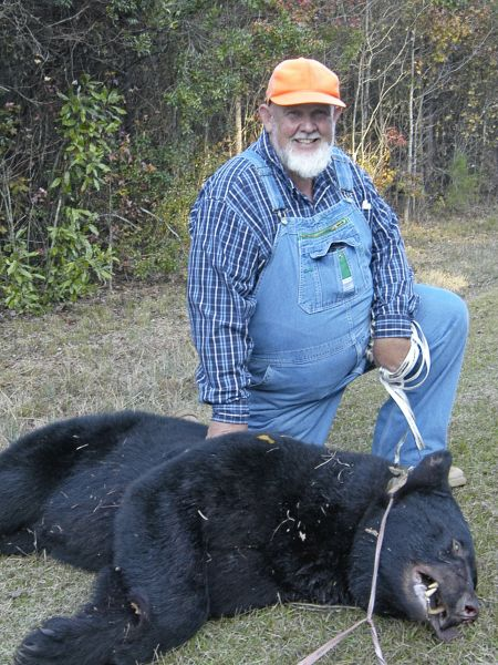 Bear seasons grow pistol changes confusing in 2012 13 nc for Nc hunting and fishing license