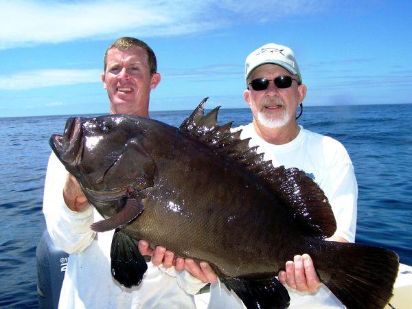 deep bottom fishing