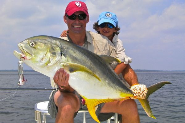 хилтон рыбалка