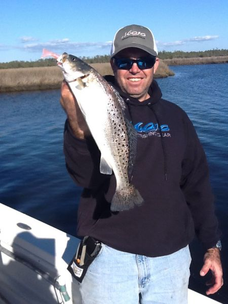 Harkers island fishermen catching a full mixed bag for Harkers island fishing report