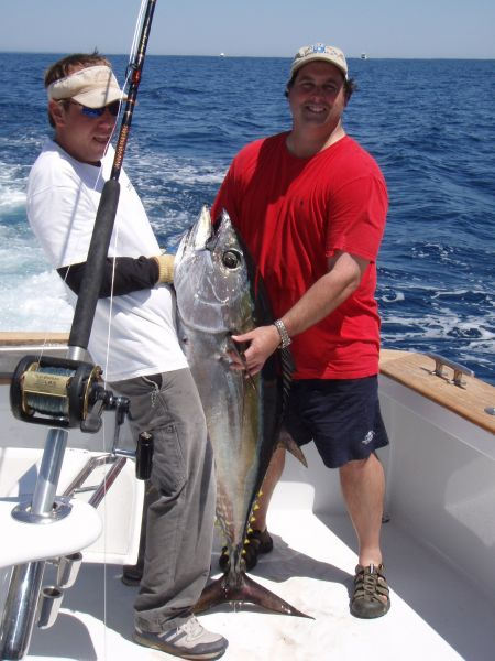Get the point the point off north carolina s outer banks for Tuna fishing north carolina