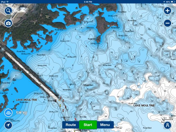 Utilize technology to locate Santee Cooper catfish hotspots