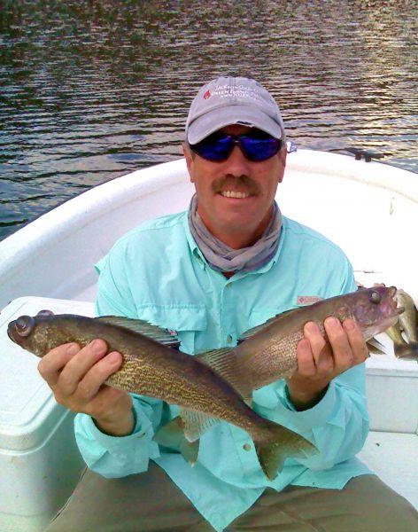 Layer down for great summer fishing at fontana lake for Fontana lake fishing