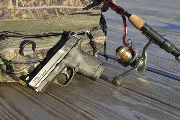 Know the rules for concealed carry while hunting and for Nc fish and game