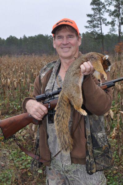 N.c. Squirrel Season Set your squirrel prio...