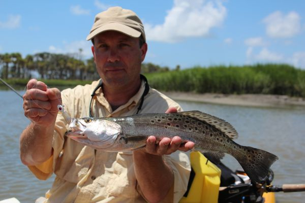 Ncwrc hosting free fishing skills workshops throughout april for Fishing in fayetteville nc