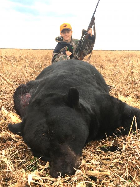Beaufort nc teen kills 705 pound bear carolina sportsman news branson long of beaufort nc turned 13 on nov 18 but the biggest birthday present he could have gotten didnt arrive until dec 3 a 705 pound bear publicscrutiny Choice Image