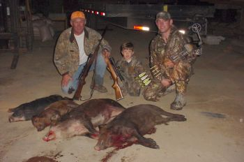In an effort to remove feral hogs and eliminate their destructive behaviors, the South Carolina DNR is allowing three dog-only hunts on North Island during March.