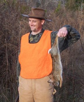 South Carolina rabbit hunters did the best last season in Lee, Greenwood and Hampton counties.